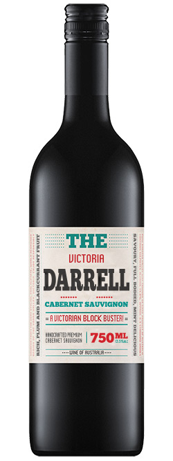 The Darrell Victorian Cabernet Sauvignon 2018