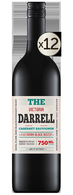 The Darrell Victorian Cabernet Sauvignon 2018 Dozen