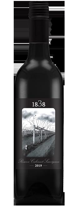 1838 Reserve Cabernet Sauvignon 2019