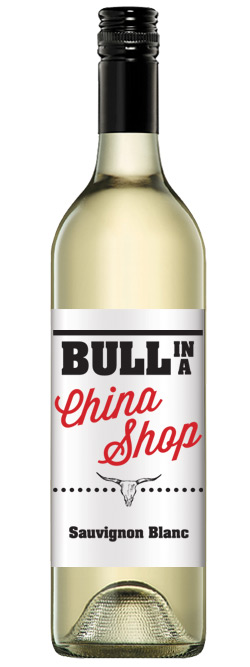 Bull In A China Shop Sauvignon Blanc 2019