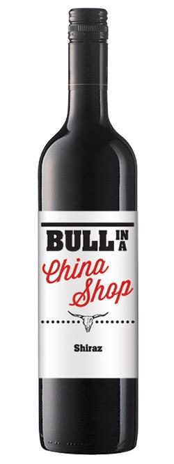 Bull In A China Shop Shiraz 2019