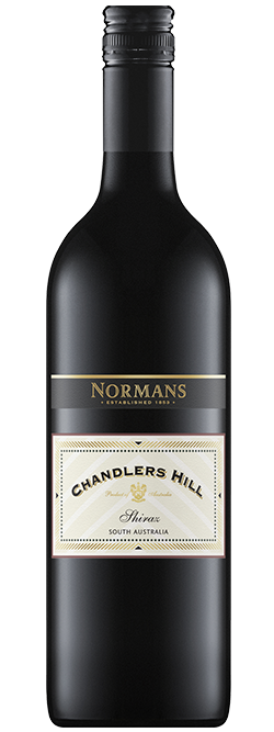 Normans Chandlers Hill Shiraz 2019