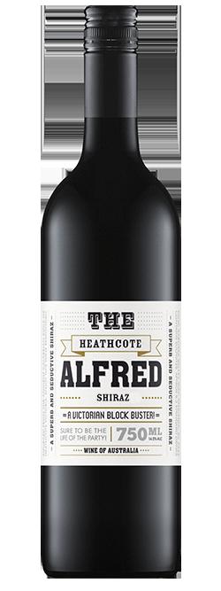 The Alfred Heathcote Shiraz 2019