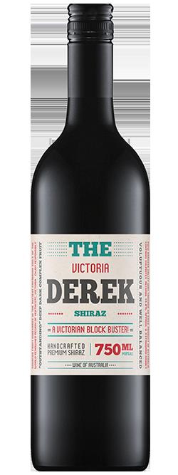 The Derek Victorian Shiraz 2019