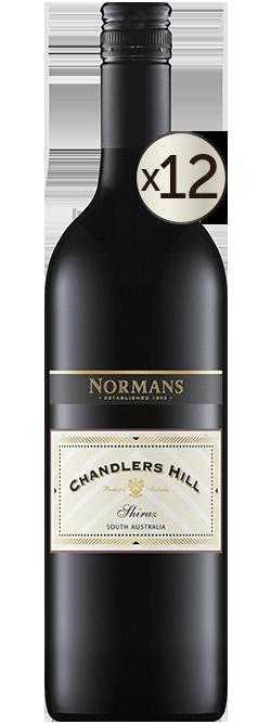 Normans Chandlers Hill Shiraz 2020 Dozen