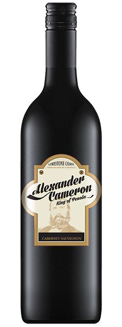 The Alexander Cameron Limestone Coast Cabernet Sauvignon 2017