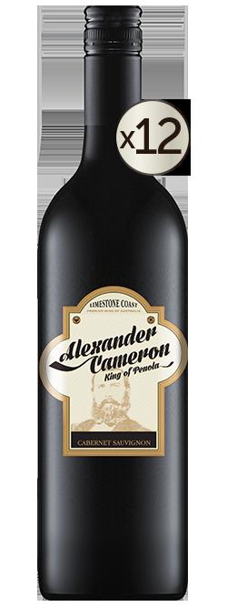 The Alexander Cameron Limestone Coast Cabernet Sauvignon 2017 Dozen