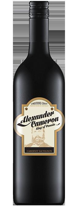 Alexander Cameron Limestone Coast Cabernet Sauvignon 2018
