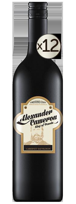 The Alexander Cameron Limestone Coast Cabernet Sauvignon 2018 Dozen