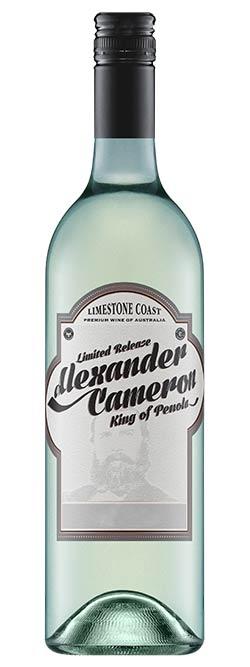 The Alexander Cameron Limestone Coast Pinot Gris 2018
