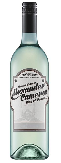 The Alexander Cameron Limestone Coast Pinot Gris 2019