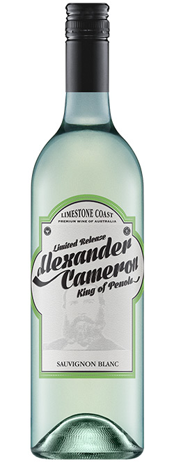 The Alexander Cameron Limestone Coast Sauvignon Blanc 2019