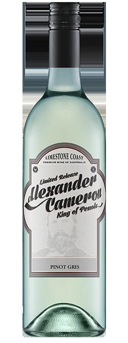 Alexander Cameron Limestone Coast Pinot Gris 2021