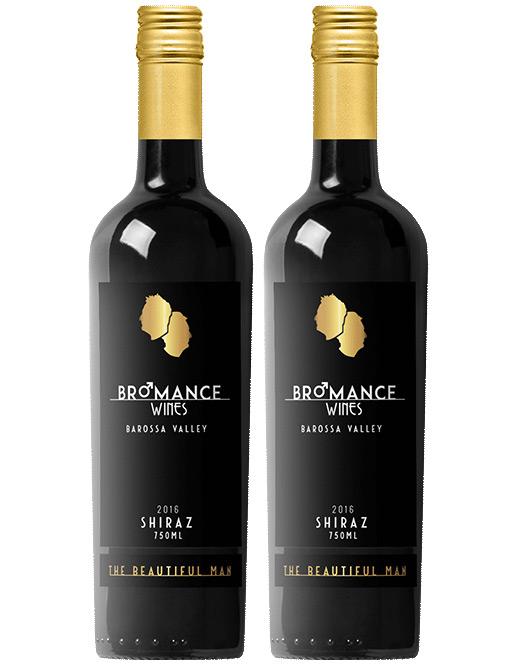 Bromance Wines Barossa Shiraz 2016 Two Bottle Gift Pack