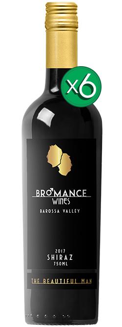 Bromance Wines Barossa Shiraz 2016 6pack