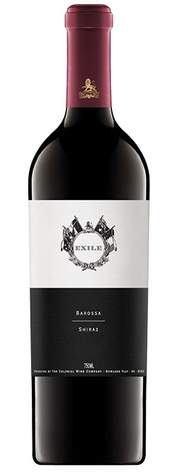 The Colonial Estate Exile Barossa Valley Shiraz 2008