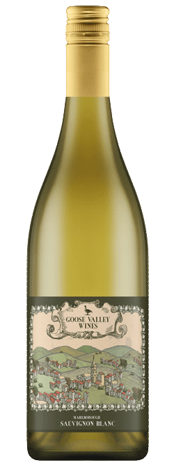 Goose Valley Marlborough Sauvignon Blanc 2017