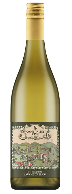 Goose Valley New Zealand Sauvignon Blanc 2018