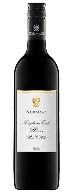 Normans Bin C163 Langhorne Creek Shiraz 2017