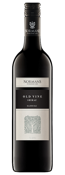 Normans Old Vine McLaren Vale Shiraz 2017
