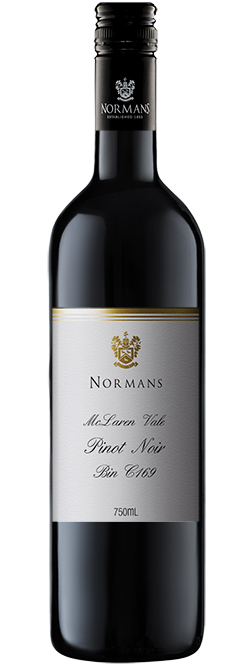 Normans Bin C169 McLaren Vale Pinot Noir 2018