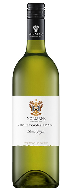 Normans Holbrooks Road Pinot Grigio 2018
