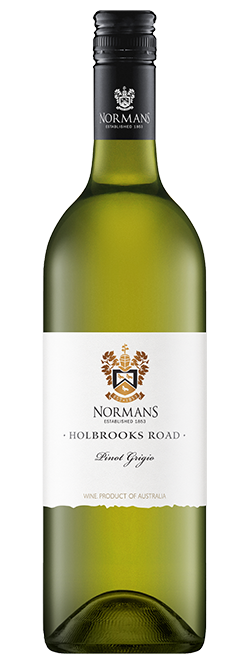 Normans Holbrooks Road Pinot Grigio 2019