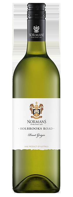 Normans Holbrooks Road Pinot Grigio 2020