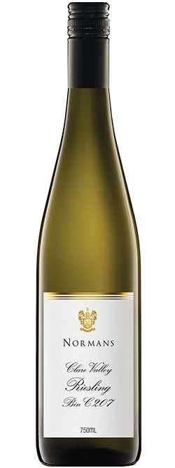 Normans Bin C207 Clare Valley Riesling 2018