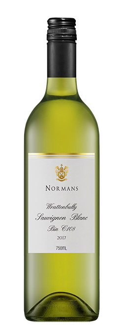 Normans Bin C108 Wrattonbully Sauvignon Blanc 2017