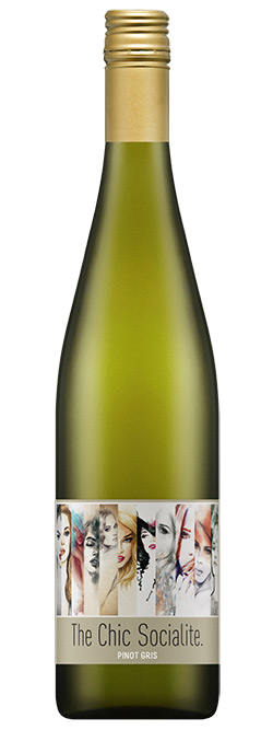 The Chic Socialite Adelaide Hills Pinot Gris 2017