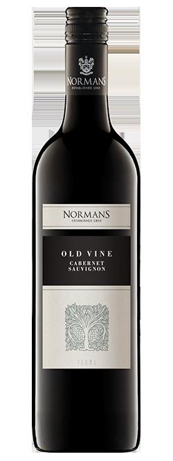 Normans Old Vine Barossa Valley Cabernet Sauvignon 2018