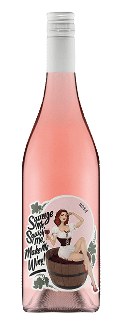 Squeeze Me Squish Me Make Me Wine Rose 2016