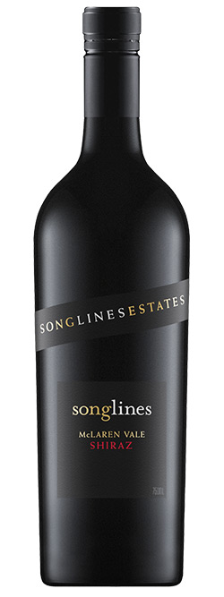 Songlines Estates Basket Pressed McLaren Vale Shiraz 2016
