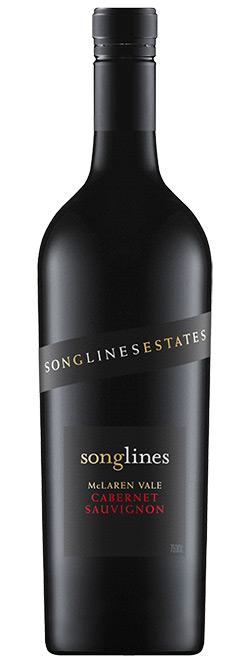 Songlines Estates Basket Pressed McLaren Vale Cabernet Sauvignon 2016
