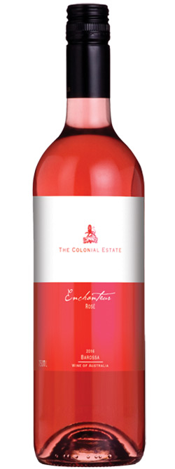 The Colonial Estate Enchanteur Barossa Valley Rose 2017