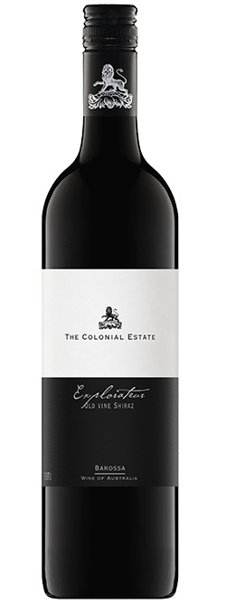 The Colonial Estate Explorateur Barossa Valley Shiraz 2017