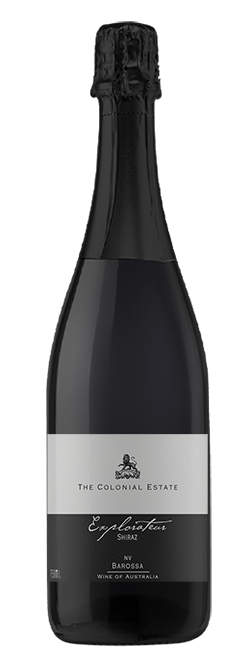 The Colonial Estate Explorateur Barossa Valley Sparkling Shiraz Nv