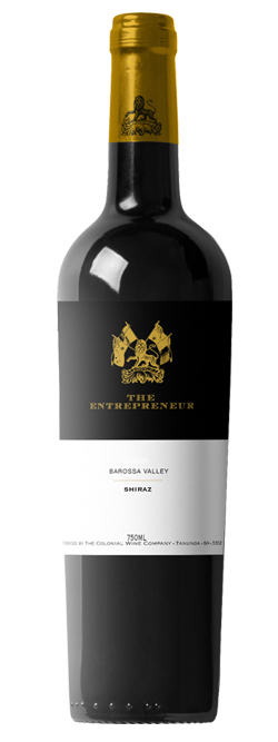 The Colonial Estate Entrepreneur Barossa Valley Shiraz 2017