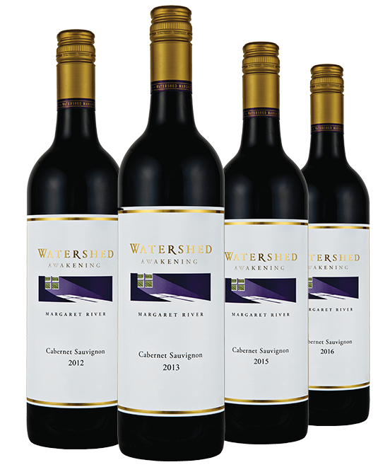 Watershed Awakening Margaret River Cabernet Sauvignon Vertical Mixed Dozen