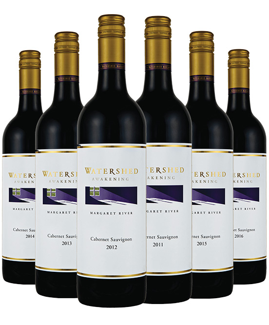 Watershed Awakening Margaret River Cabernet Sauvignon Mixed 6pack