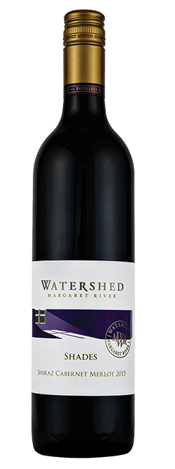 Watershed Shades Margaret River Shiraz Cabernet Merlot 2015