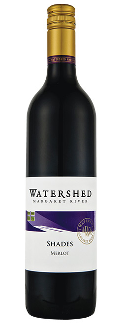 Watershed Shades Margaret River Merlot 2017