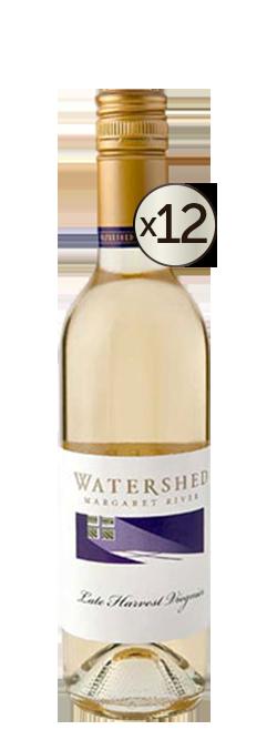 Watershed Late Harvest Margaret River Viognier 2018 375ml Dozen