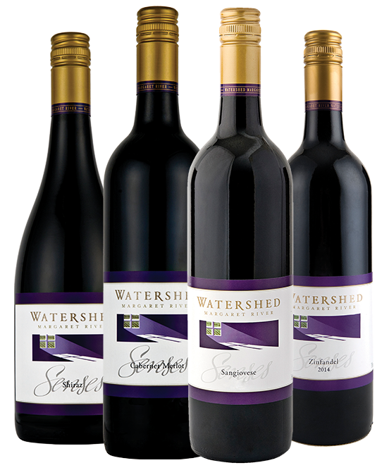 Watershed Senses Margaret River Red Mixed Dozen
