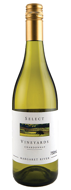 Watershed Select Vineyards Margaret River Chardonnay 2018