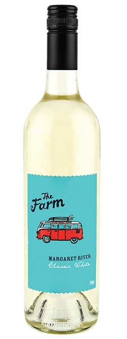 Watershed The Farm Margaret River Classic White 2012