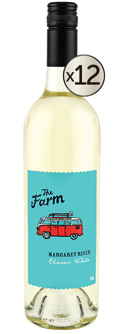 Watershed The Farm Margaret River Classic White 2012 Dozen