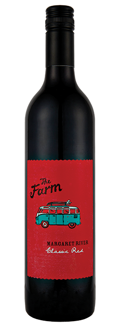 Watershed The Farm Margaret River Classic Red 2015