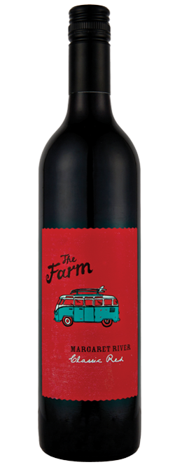 Watershed The Farm Margaret River Classic Red 2016